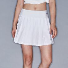 安踏短裙 2019新款舒适学生休闲潮流黑色运动女子运动网球短裙