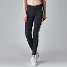 【张俪同款】安踏女子瑜伽裤 春女子跑步健身九分裤16737744