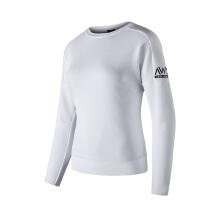 安踏女装长袖 季新款女子针织休闲卫衣 女跑步运动上衣16747706