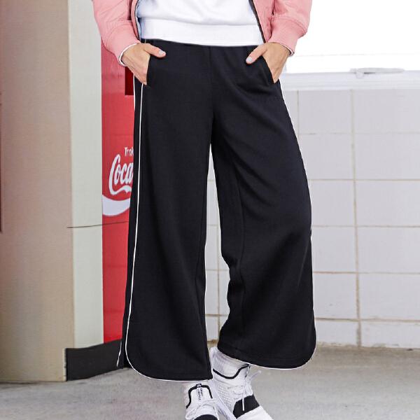 安踏 综训系列 女子动型科技针织九分裤-16747768