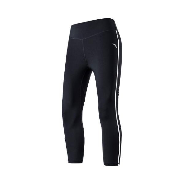 安踏 跑步系列 女子针织八分裤-16825780