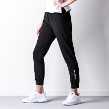 女子吸湿速干梭织运动长裤
