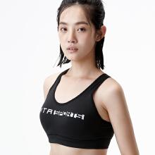 安踏女运动背心 2019新款时尚内衣瑜伽跑步专业运动文胸16847106