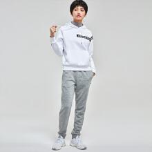 安踏女连帽卫衣 2019春季新款时尚印花运动卫衣套头衫女16847709