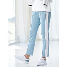 女装针织长裤2019春夏季