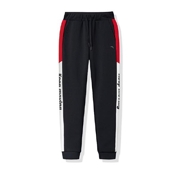 安踏女子针织运动长裤-16917763