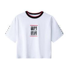 安踏女子2019新款冬奥短袖短T