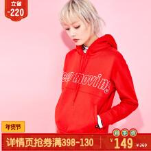 女装套头卫衣2019秋冬季