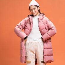 女装羽绒服2019秋冬季