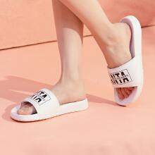 安踏女子2019新款夏季沙滩拖鞋