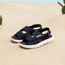安踏儿童2019新款夏季中大童沙滩凉鞋