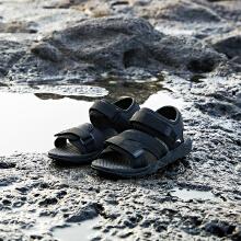 安踏儿童2019新款夏季舒适潮流沙滩凉鞋