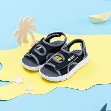 安踏儿童2019新款夏季小童男女沙滩凉鞋