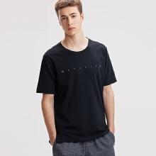 antaplus男运动短袖T恤短T2019春季新款
