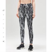 antaplus女子运动健身针织八分裤