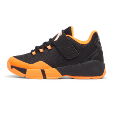 安踏童鞋篮球鞋男童春秋新款中大童学生慢跑防滑魔术贴儿童运动鞋