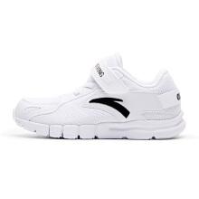 安踏童鞋男童 春新款儿童魔术贴慢跑减震跑步鞋小童运动鞋3-6岁