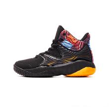 安踏童鞋男篮球鞋 春新款中大童儿童高帮慢跑小学生运动鞋球鞋