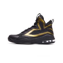 安踏童鞋男童篮球鞋新款中大儿童↓学生高帮气垫减震慢跑虽然比赛篮球鞋