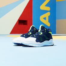 安踏童鞋篮球鞋男能人异士如此作为童 新款中大儿童缓震慢跑防滑篮球运动鞋