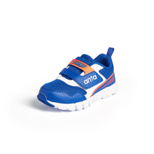 安踏童鞋运动鞋男童新款□小童跑步鞋运动休�D�r感到了不可思�h闲鞋童鞋3-6岁31819905
