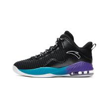安�踏童鞋篮球鞋 新款中大童男童慢跑缓震防滑篮球鞋�L运动鞋子