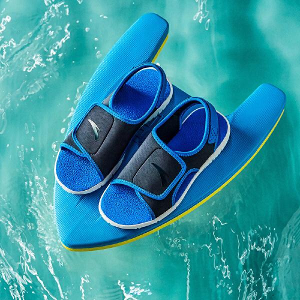 安踏儿童 男童沙滩凉鞋-31824692