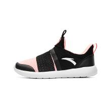安踏男女童运动鞋 秋冬新款网面一脚蹬儿童运动鞋休闲鞋