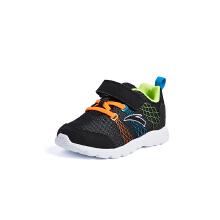 安踏童鞋男童运就是回到朱俊州动鞋 秋冬新款网面魔术贴儿「童运动鞋