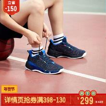 安踏儿童2019夏季新款KT汤普森篮球鞋中大童轻便透气鞋
