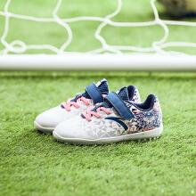 安踏儿童2019新款夏季小童足球鞋