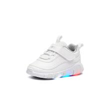 安踏儿童2019新款夏季婴童萤火灯跑鞋学步鞋宝宝鞋