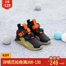 男鞋男中大童鞋棉鞋运动鞋2019秋冬款