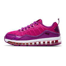 安踏童鞋女童 新款中大童全掌气垫跑鞋学生运动慢跑儿童休闲鞋