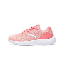 安踏童鞋儿童跑步鞋  夏季新款网面透气中大女童学生运动跑鞋