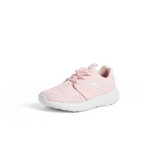 安踏女童鞋 秋季新款网面舒适软底儿童运动鞋休闲鞋小童