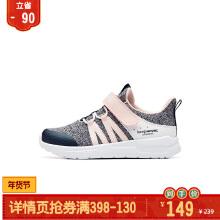 女鞋女小童鞋休闲鞋运动鞋2019秋冬款