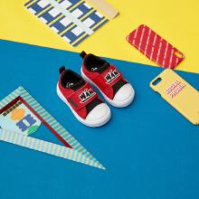 安踏儿童2019新款夏季婴童透气舒适休闲板鞋