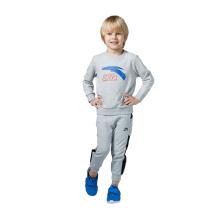 安踏童装套装男童新款小学生小童儿童保暖运动套装长袖卫衣运动裤