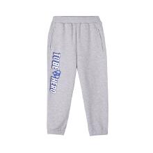 安踏童装运动裤男童 新款小童裤学生收口小脚裤儿童跑步长裤3-6岁