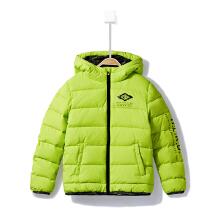 安踏童装 秋冬季新款儿童保暖羽绒服中大童轻薄款羽绒服男童