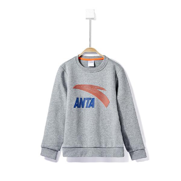 安踏儿童 足球系列 男童套头衫-35745706