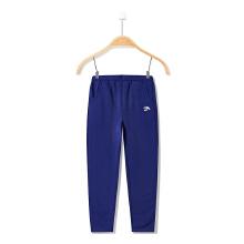 安踏童装男童运动长裤新款中大童小学生时尚收口男孩儿童运动裤男