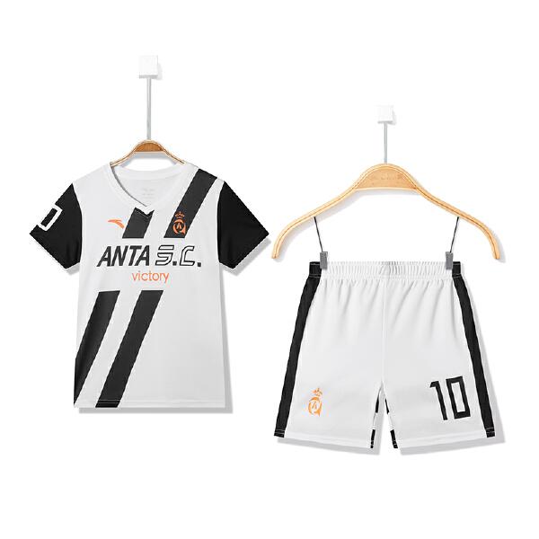 安踏儿童 男童足球比赛套-35822215