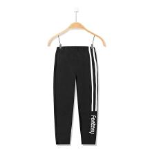 安踏女大童装运动裤 春季新款收口棉裤儿童裤子长裤