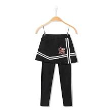 安踏童装 女童装 中大童裤裙可爱百搭两件套舒适时尚裤