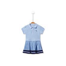 童装女连衣裙舒适透气运动裙连衣裙女