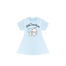 安踏儿童2019新款夏季婴童连衣裙