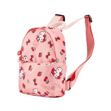 儿童双肩背包秋冬新款女童粉色卡通可爱公主洋气儿童书包