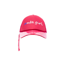 安踏儿童2019新款女童遮∮阳帽